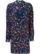 Kenzo 'tanami Flower' Tunic Dress