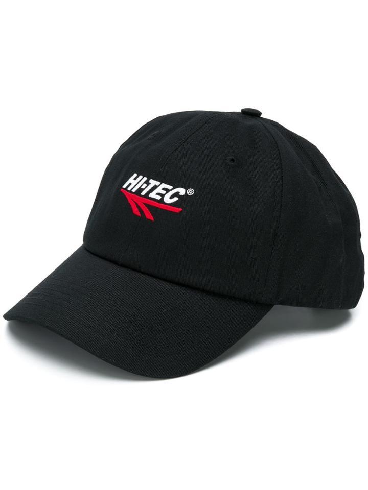 Rassvet Logo Cap - Black