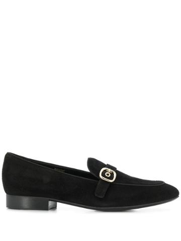 Church's Buckle Strap Loafers - Black
