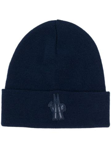 Moncler Grenoble Grenoble Hat - Blue