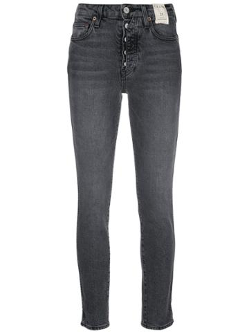 Trave Denim Lawson Skinny Jeans - Black