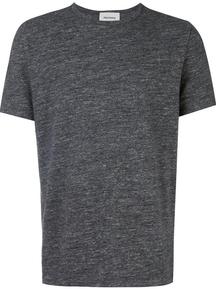 Harmony Paris Blurry Stripes T-shirt