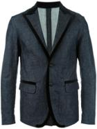 Dsquared2 Denim Blazer - Blue