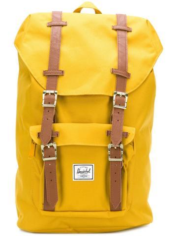 Herschel Supply Co. Little America - Yellow & Orange