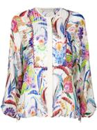 Etro Floral Blouse - Multicolour