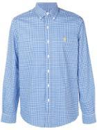 Ralph Lauren Embroidered Logo Shirt - Blue