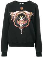 Givenchy Fire Goddess Sweatshirt - Black