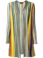 Missoni Open Front Striped Cardigan