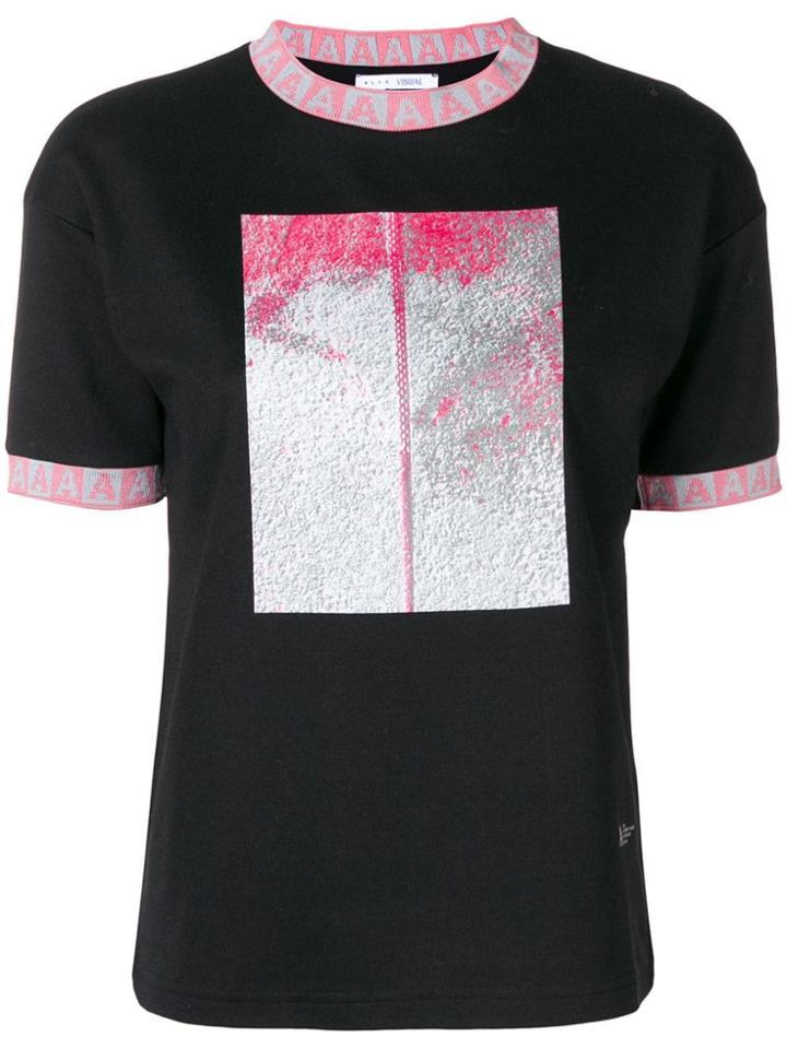 Alyx Graphic Printed Tshirt - Black
