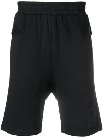Puma Elasticated Waistband Shorts - Black