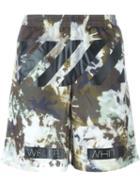 Off-white Camouflage Track Shorts