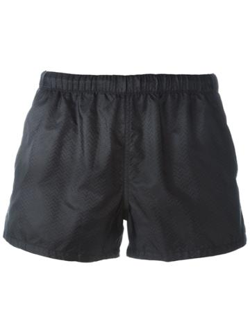 La Perla 'echo' Swim Shorts - Black