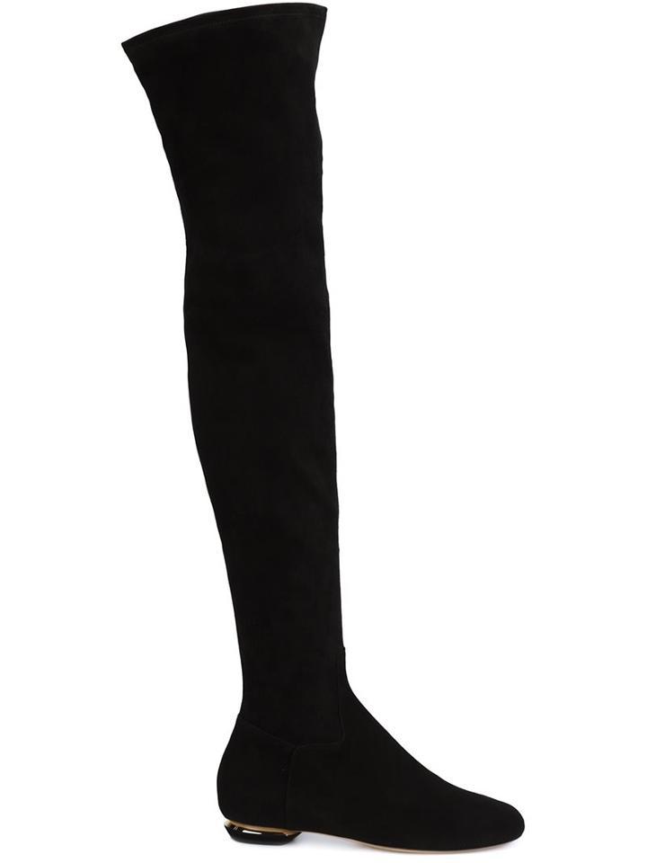 Nicholas Kirkwood Thigh High Boots