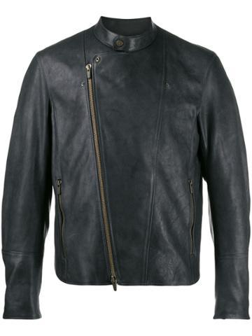 Ajmone Moto Jacket - Black