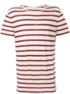 Harmony Paris Breton Stripe T-shirt - Nude & Neutrals
