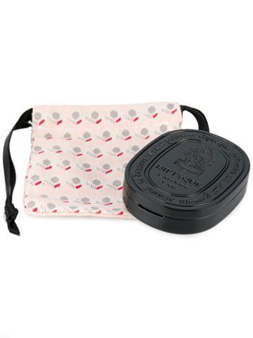 Diptyque - Eau Rose Solid Perfume - Unisex - Porcelain And Parfum - One Size, Black