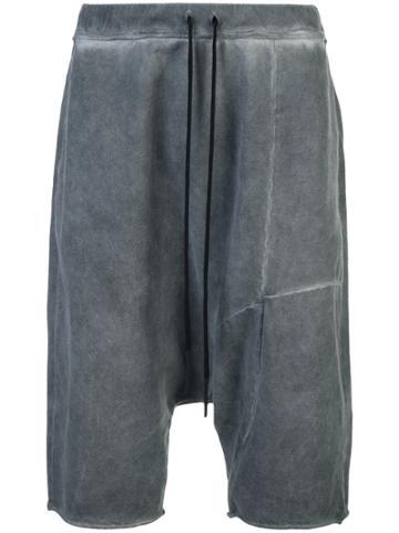 Lost & Found Ria Dunn Track Shorts - Grey