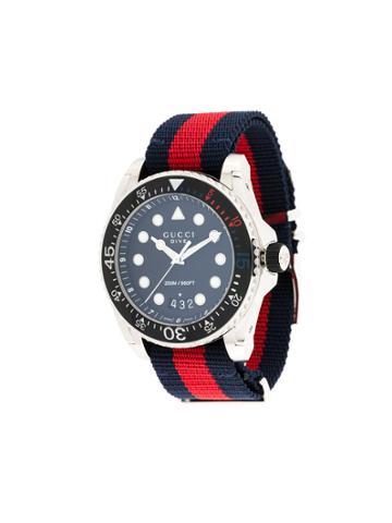 Gucci Gucci Dive Watch - Blue