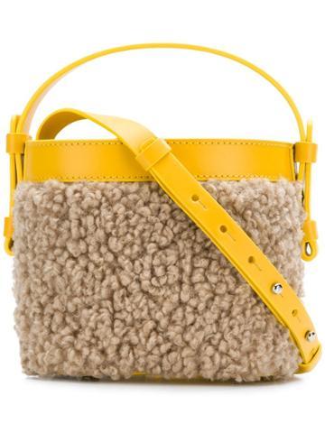 Nico Giani Nico Giani Ng1012adenia Yellow Furs & Skins->calf Leather -