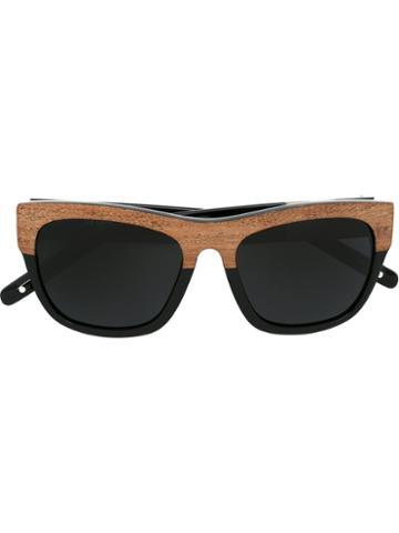 3.1 Phillip Lim Linda Farrow X 3.1 Phillip Lim '93 C2' Sunglasses