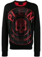 Philipp Plein 20th Anniversary Printed Sweatshirt - Black