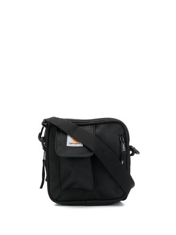 Carhartt Wip Essentials Minimum Small Messenger Bag - Black