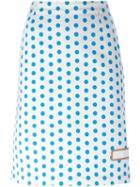 J.w.anderson Polka Dot Skirt
