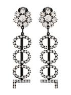 Ashley Williams Cool Earrings - Black