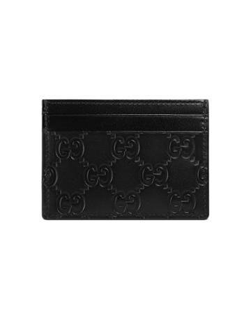 Gucci Gucci Ghost Cardholder - Black