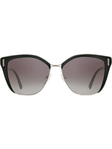 Prada Eyewear Prada Mod Eyewear Sunglasses - Black