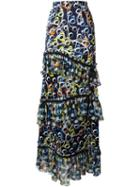 Peter Pilotto 'cord' Skirt