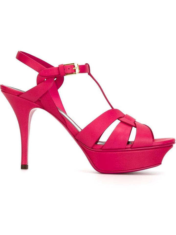 Saint Laurent 'tribune' Sandals