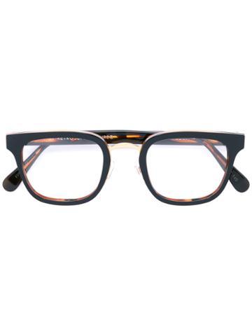 Numero 23 Glasses - Unisex - Acetate/metal - 48, Black, Acetate/metal, Retrosuperfuture