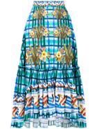 Peter Pilotto Printed Skirt - Multicolour