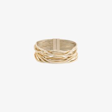 Rosantica Schiava Multi-chain Necklace, Women's, Metallic