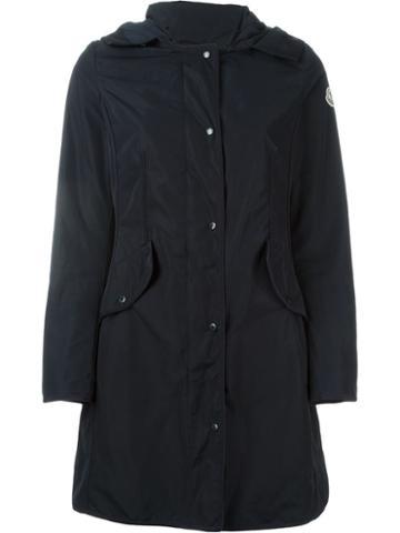 Moncler Hooded Puffer Coat
