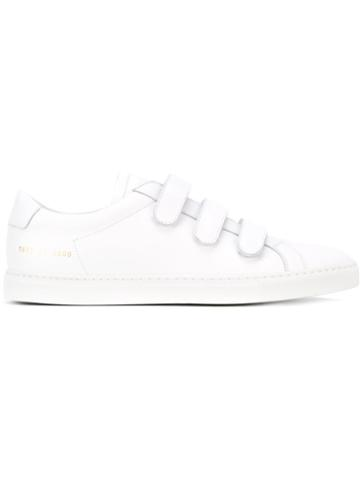 Common Projects Strap Sneakers
