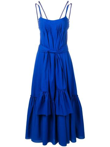 Three Graces Ariadne Maxi Dress - Blue