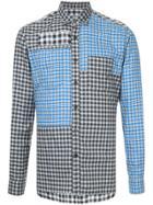 Lanvin Patchwork Shirt - Multicolour