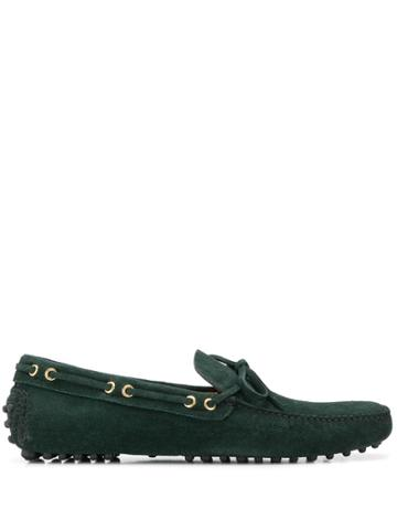Car Shoe Driving Shoes - Green