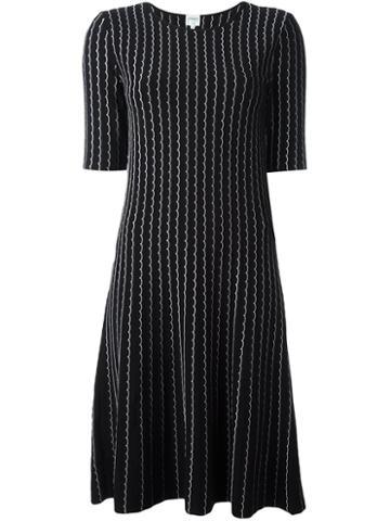 Armani Collezioni A-line Dress