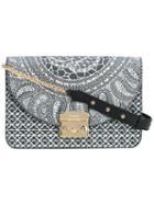 Furla - Toni Crossbody Bag - Women - Leather - One Size, Black, Leather