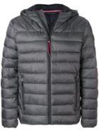 Napapijri Hooded Padded Jacket - Grey