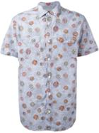 Eleventy Flap Pocket Shirt