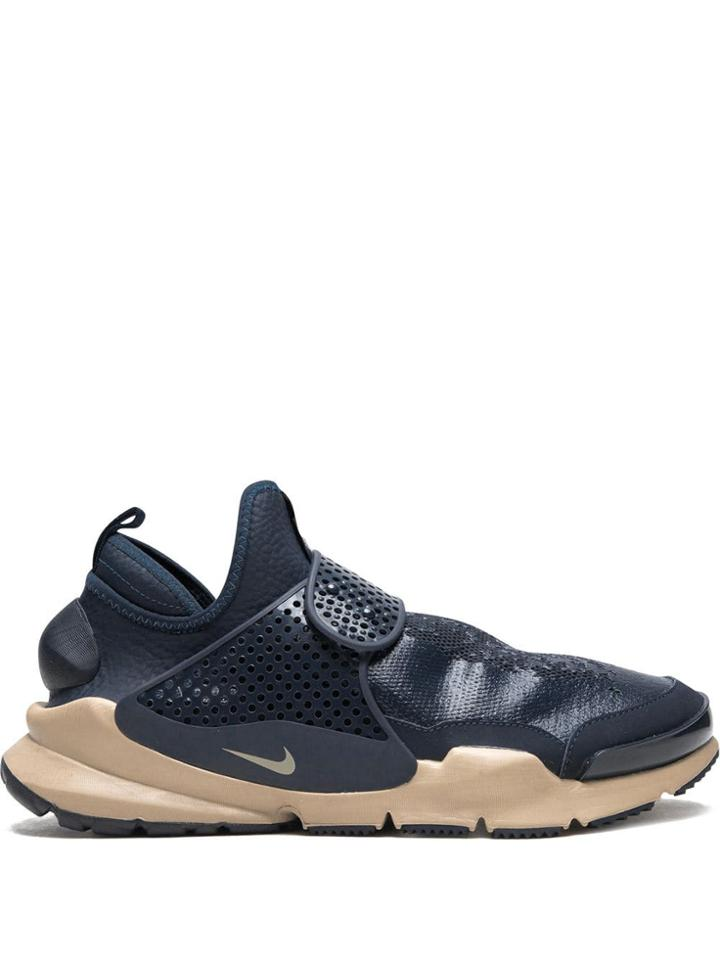 Nike Sock Dart Mid / Si Sneakers - Blue
