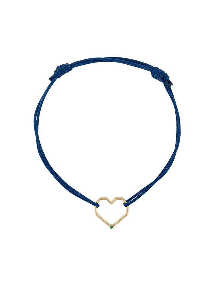 Aliita Heart Bracelet - Blue