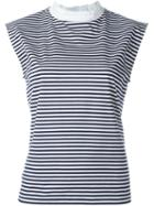 08sircus Striped Tank Top