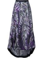 Tome Floral Print Skirt