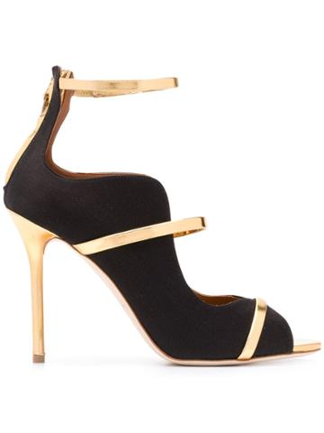 Malone Souliers Mika 100 Sandals - Black