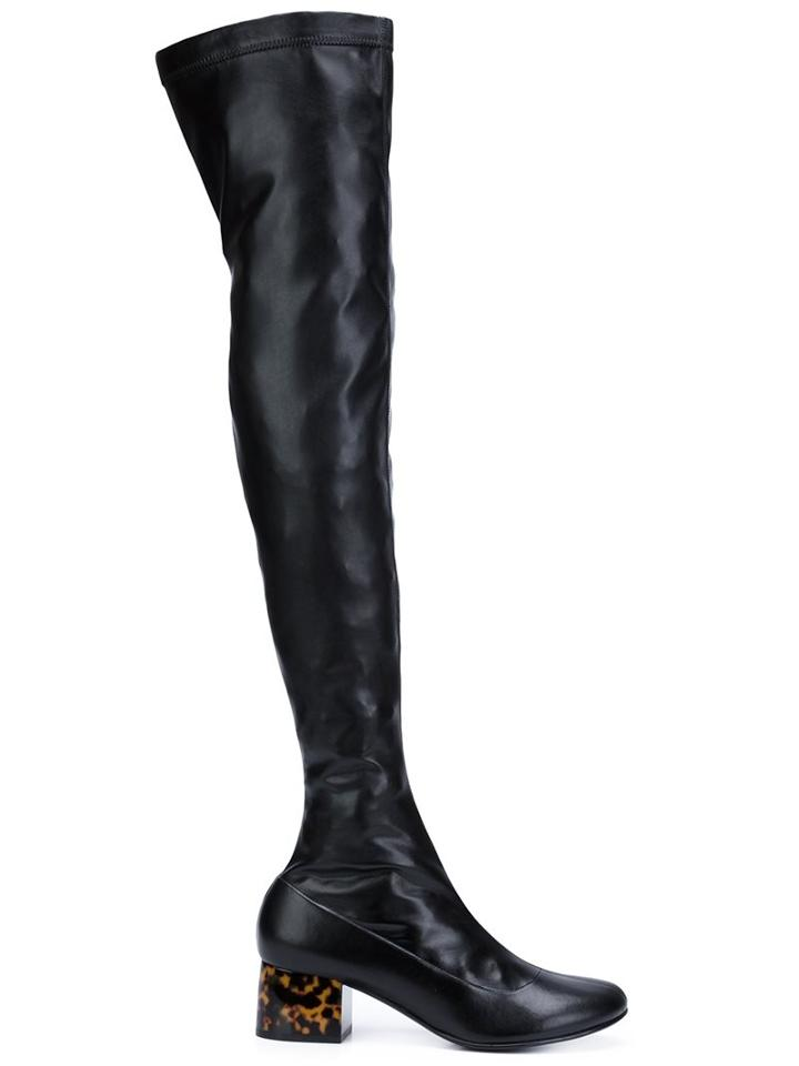 Stella Mccartney Thigh High Boots